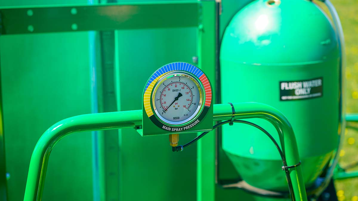 Spray Gauge