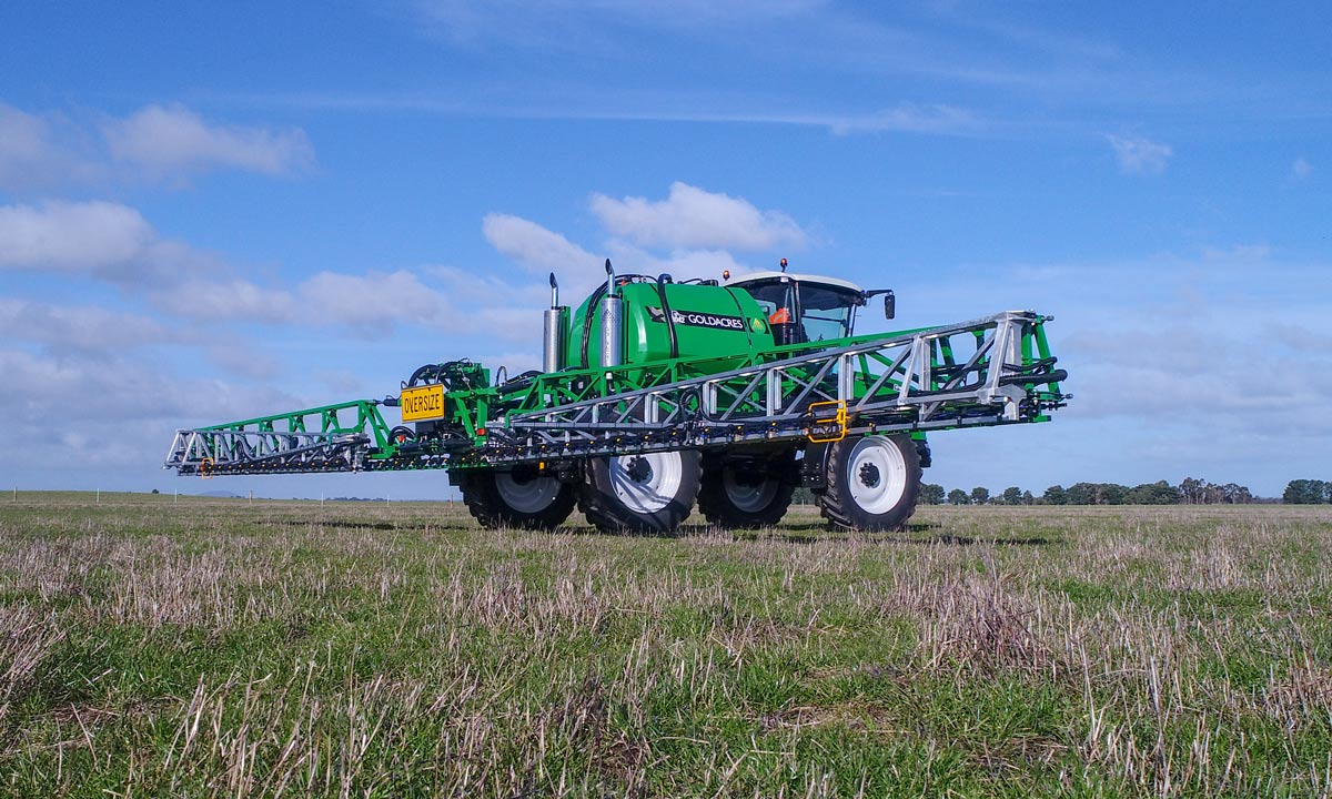 A new era in spraying has arrived