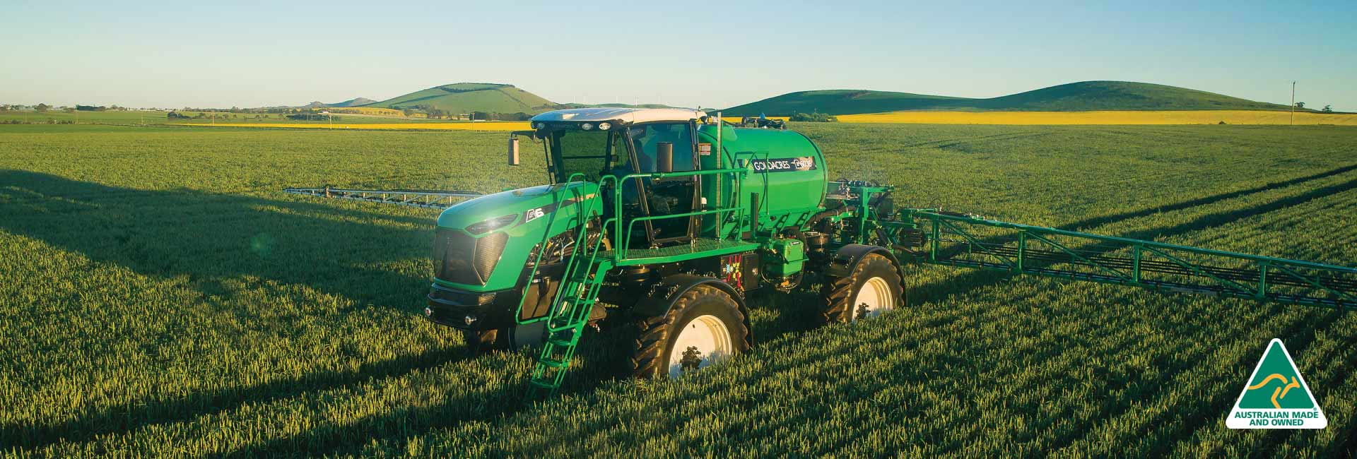 Agricultural Chemical Spray Equipment