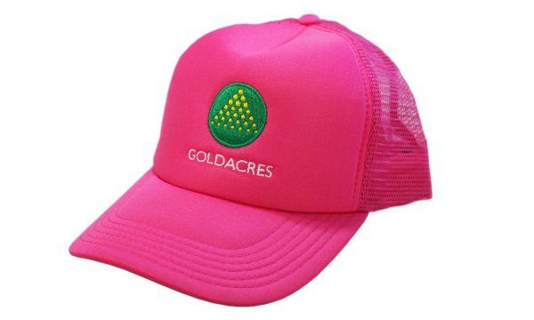 Ga9500033 Pink Truckers Hat
